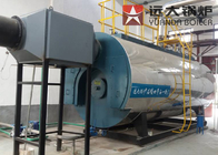 China 0.35MW - 14MW Oil Hot Water Boiler High Efficiency For Swimming Pool 1.25 MPa Working Pressure factory