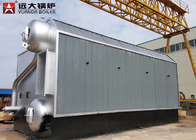 China 1000kg Wood Fired Steam Boiler Strong Fuel Adaptability For Chemical Industries factory