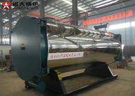 Forced Circulation Thermal Oil Heater Boiler Hot Oil Boiler 1400kw 2100kw Automatic Operation