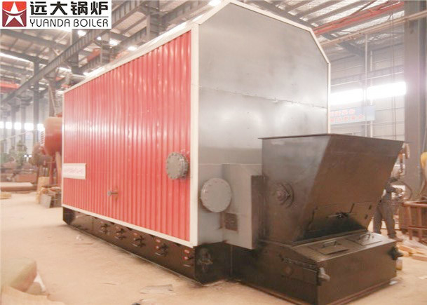 Commercial Thermic Thermax Coal Fired Boiler CE / SGS Certification