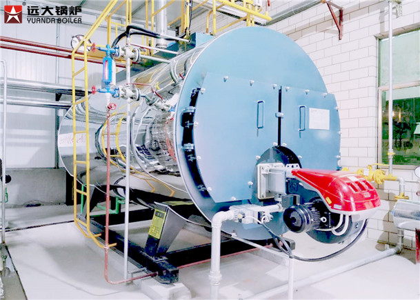 b7b1e1a567 Energy Conservation Fire Tube Steam Boiler
