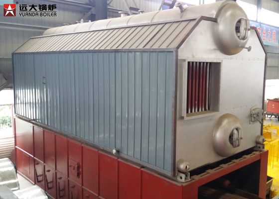 China 2 Ton - 30 Ton Biomass Fired Boiler , Commercial Biomass Boiler Pressure < 3.0MPa factory