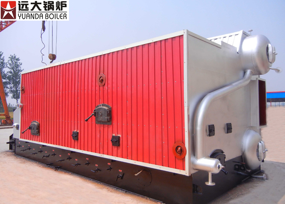 China Eco-Friendly Biomass Steam Boiler With Higher Heat Transfer Efficiency factory