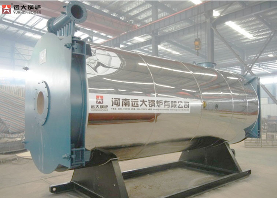 China High Temperature Thermal Oil Heater Boiler ISO9001 Certification factory