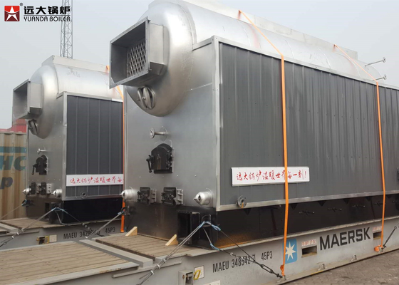 China Automatic Chain Grate Coal Fired Residential Industrial Steam Boiler 4 Ton Low Pressure factory