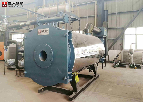 China Cardboard Factory Coal Fired Boiler With Stainless Steel Cover Material distributor