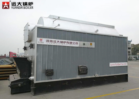 China 4 Ton Bagasse Fired Steam Boiler , Palm Shell Ricehusk Fired Biomass Boiler distributor