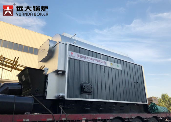 China 15 Ton Biomass Steam Boiler For Starch And Cassava Flour Line Production distributor