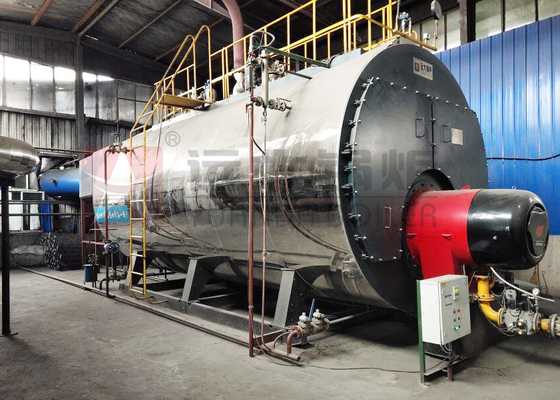 China 5 Ton Diesel Industrial Steam Boiler For Food Processing Factory factory