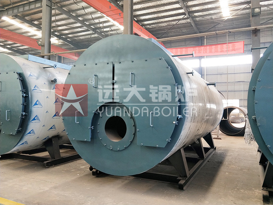 China 60Hp Oil Gas Fired Steam Boiler Lpg Cng Fuel Fired Boiler For Food Production distributor