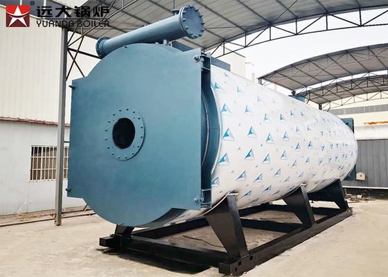 China Industrial Thermic Oil Boiler Steam Output High Precision Control ISO9001 factory