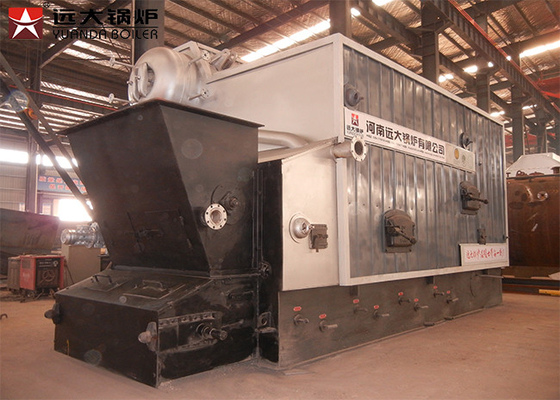 China Large Furnace Heating Bagasse Fired Steam Boiler 2 Ton - 30 Ton Capacity factory