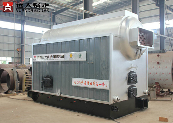 China 12 Bar Coal Powered Boiler Automatic Single Drum Coal Feeder 3 Ton Per Hour factory